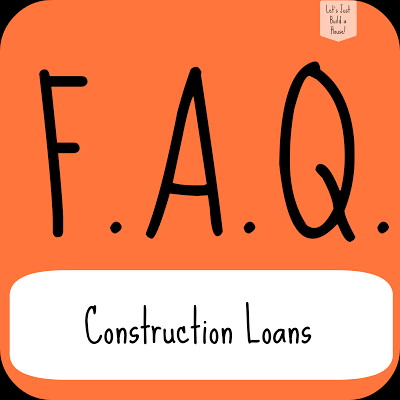 Why not pursue a construction loan? It might work for your specific circumstances. (Let's Just Build A House)