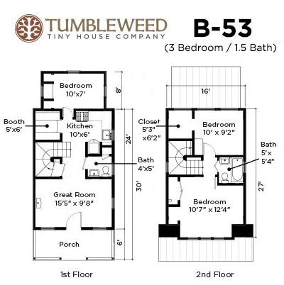 Tumbleweed Tiny House Cottage tumbleweed tiny house cottages tumbleweed b53 ~ home plan and