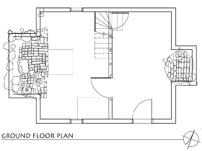 Floor Plans For Cabin 24 X32 moreover 16x32 House Floor Plans additionally James Madisons Dwelling Units moreover 16 X 24 Cabin Plans further Addison Cape. on 16 x32 house plans